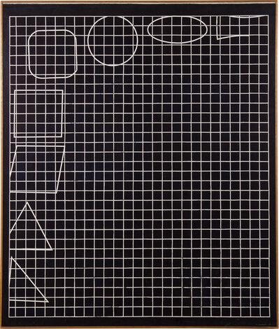Kazuo Nakamura, 'Spatial Concept, Geometry', 1968