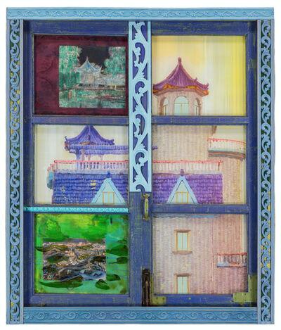 Li Qing 李青 (b. 1981), 'Neighbour's Window · The House next to Disneyland', 2019-2020