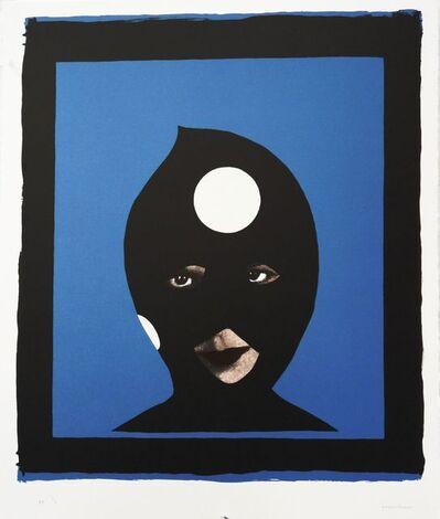 Marcel Dzama, 'Warhol's Pawns (Blue)', 2013