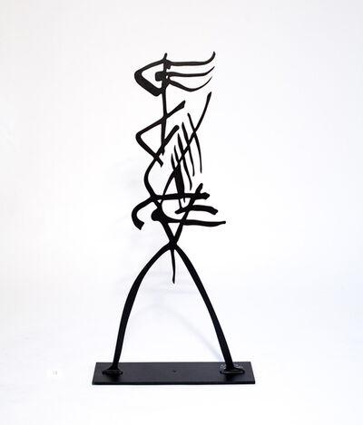 Rachid Koraïchi, 'Les Priants - III', 2008