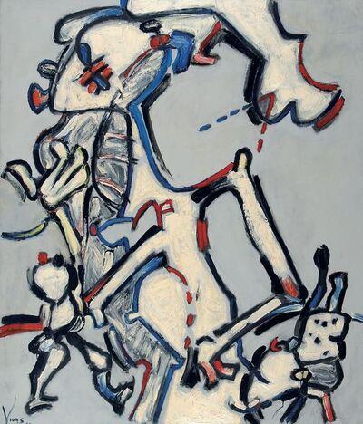 Oswaldo Vigas, 'La Madrina y sus Ahijados ', 1995