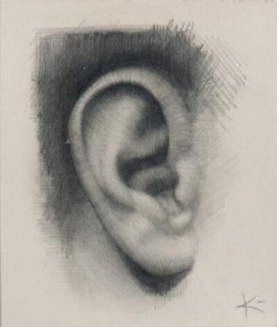 David Kassan, 'My Ear', 2009