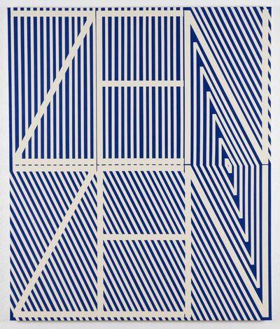John Phillip Abbott, 'Blue Zen', 2019