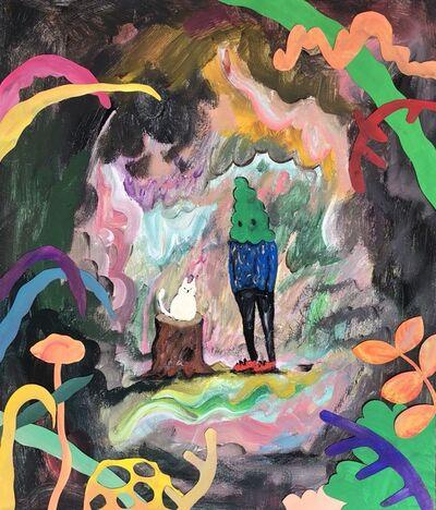 Yuichi Hirako, 'Cropping-23', 2018