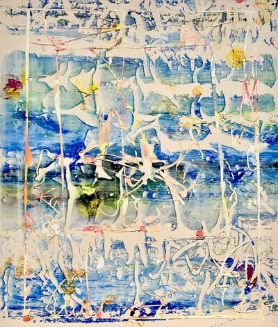Hidekazu Tanaka, 'Feedback the memory Left', 2016