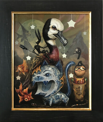 Greg 'Craola' Simkins, 'Kitron's Right Hand', 2019
