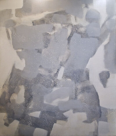 Carl Holty, 'Untitled (Grays)', 1965