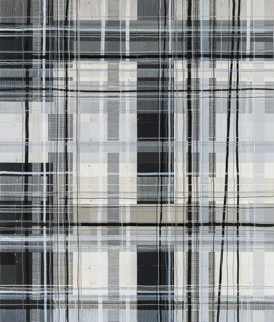 Peter Stephens, 'Quantum Tartan', 2018