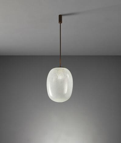 Seguso, 'Ceiling light', 1940s