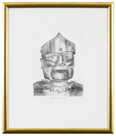Lee Wells, 'Vintage Robots', 2018