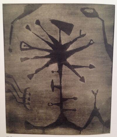 Geoffrey Clarke, 'En Tout', 1950