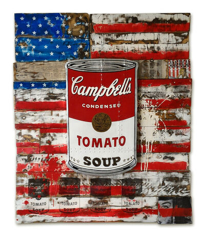 Tommy, 'Campbell's Soup', 2015