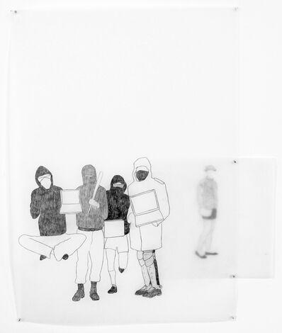 Massinissa Selmani, 'Les Métamorphes #1', 2012-2015