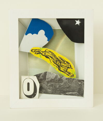 David Elliott, 'Yellow Hare', 2013
