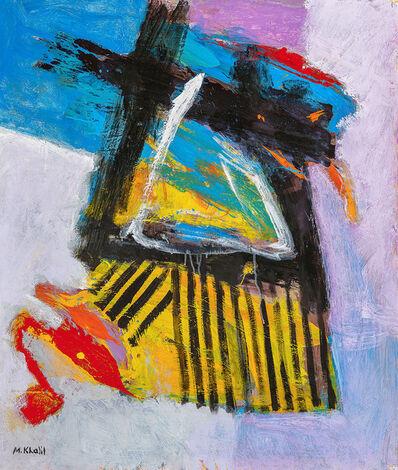 Mohamed Saleh Khalil, 'Composition #8', 2017
