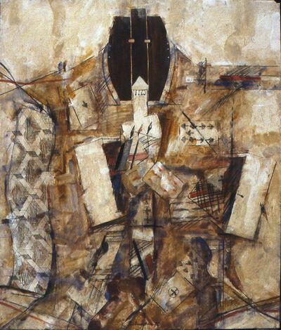 Vladimir Nemukhin, 'Composition', 1974