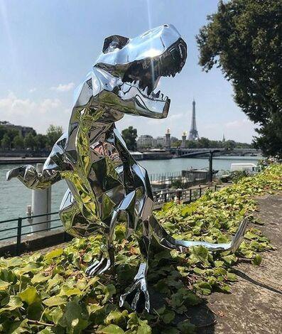 Richard Orlinski, 'T-Rex', 2019