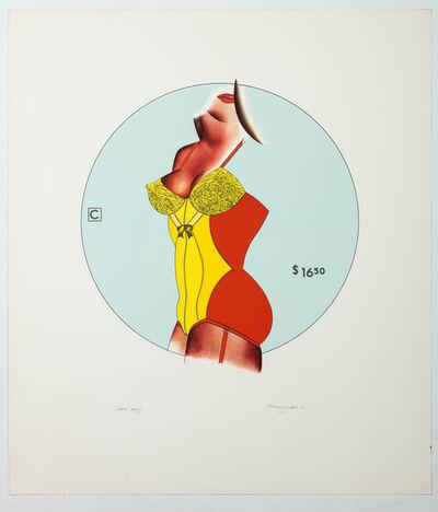 Allen Jones, 'Three in One', 1971