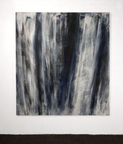 Raimund Girke, 'Vertikales Motiv', 1991