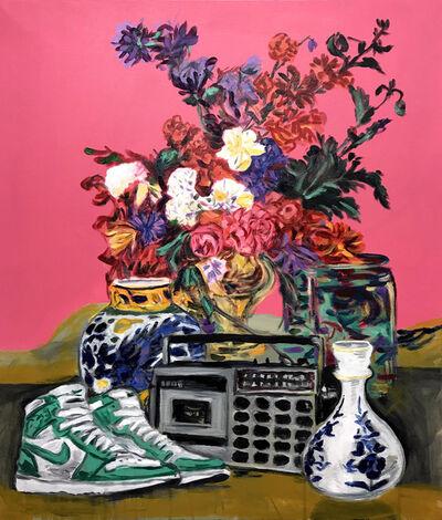 Mads Rafte Hein, 'Radio Flowers', 2019