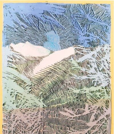 Charles Pachter, 'Around the Mountain', 1969