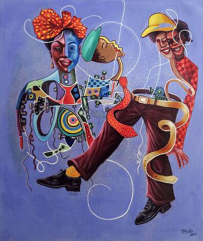 Monsengo Shula, 'Nouvelle Civilisation', 2015