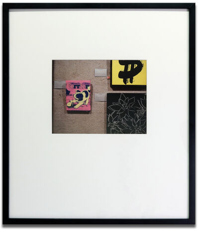 Louise Lawler, 'Untitled (three Warhols)', 1990-1991
