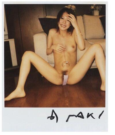 Nobuyoshi Araki, 'Work', N/A