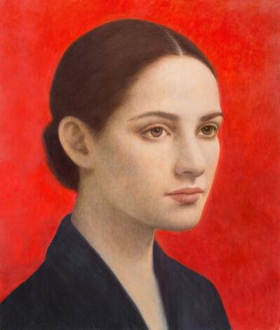 Alberto Gálvez, 'Rojo Lavina', 2019