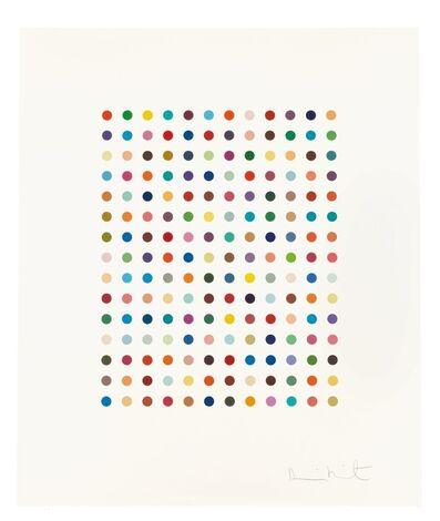 Damien Hirst, 'Ethidium Bromide Aqueous Solution', 2005