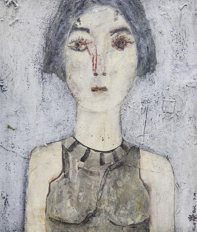 Terry Turrell, 'Girl', 2019
