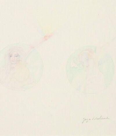 Joyce Wieland, '3 Graces', 1985