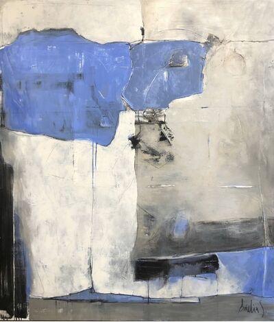 Emilia Sirrs, 'Untitled Blue', 2018