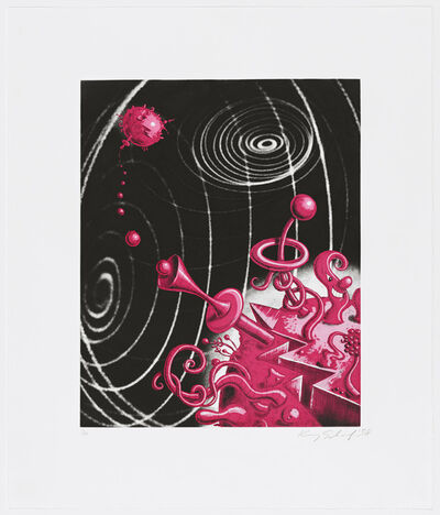 Kenny Scharf, 'Galaxiverse', 1998