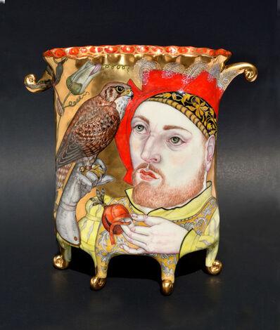 Irina S. Zaytceva, 'Falconers, Vase', 2016