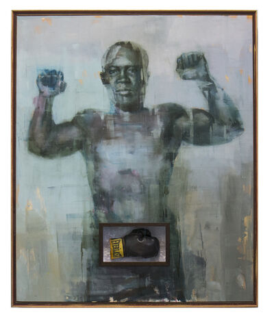 Joseph Adolphe, 'Barbados Demon (Joe Walcott)', 2019