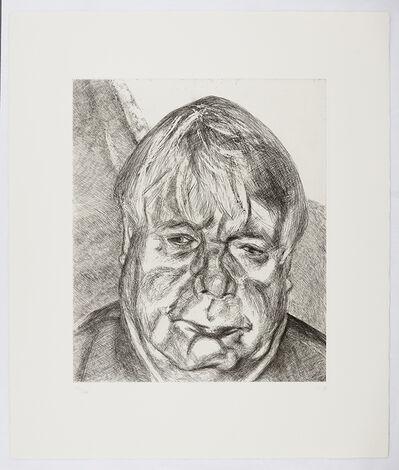 Lucian Freud, 'Donegal Man', 2007