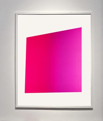 Anne-Katrine Senstad, 'Color Kinesthesia 6A42.2', 2012