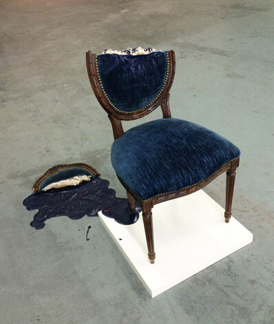 Stevie Ellis, 'Dethroned - Louis XVI', 2015