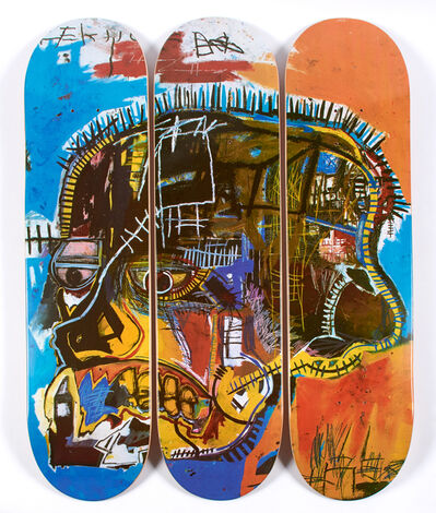 Jean-Michel Basquiat, 'Skate Decks', 2016