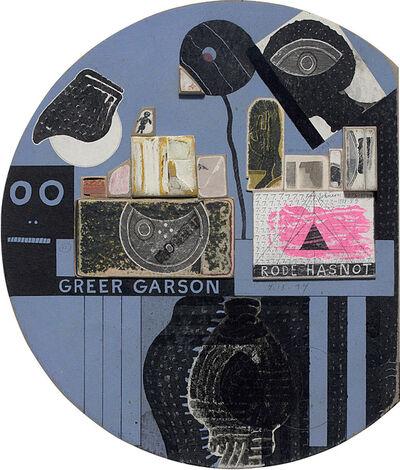 Ray Johnson, 'Untitled (Greer Garson)', 1975-1994