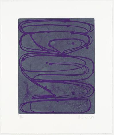 JillMoser, 'Violets', 2019