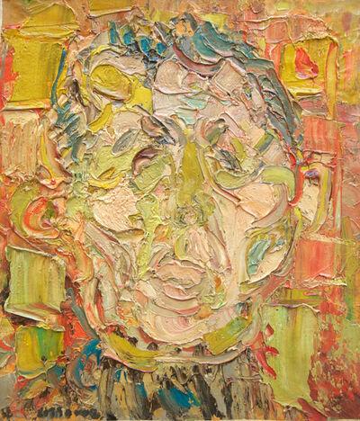 Andre Cottavoz, 'L'Homme', Mid 20th Century