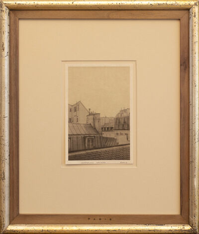 Jefferson Hayman, 'Paris Rooftops', 2012-printed in 2021