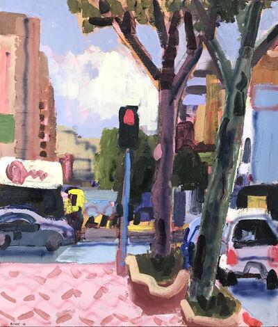 John Bokor, 'Rainy day, Wollongong', 2018