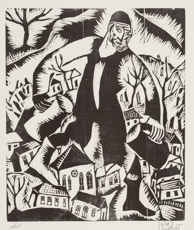 Reuven Rubin, 'A Portfolio of Ten Works from Godseekers', 1923