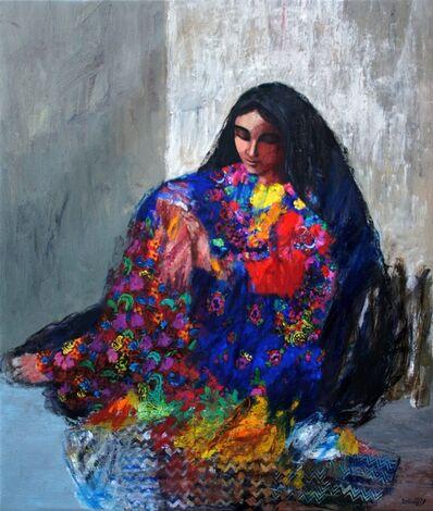 Omar Al Rashid, 'Woman resting', 2016