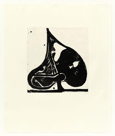 Richard Diebenkorn, 'Sugarlift Spade', 1982