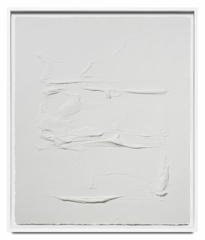 Jason Martin, 'Veritas white II', 2018