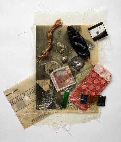 Barbara T. Smith, 'Alien Ambassador, Souvenir (Rope)', 1982